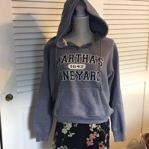 Martha's Vineyard hoodie sweatshirt